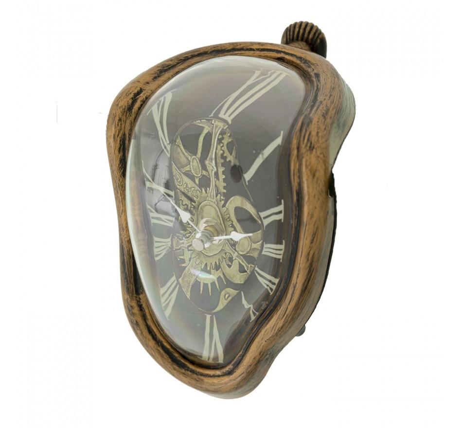 Horloge à poser Flow Antique Kare Design