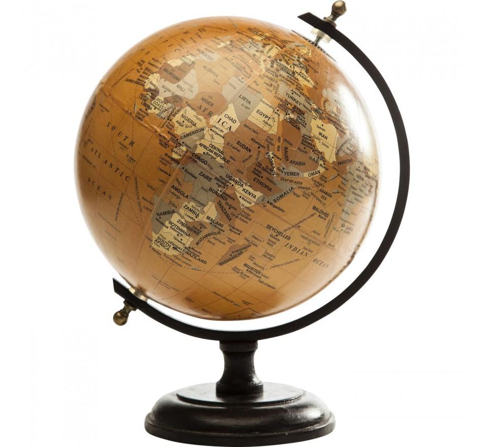 Deco Globe Vintage Kare Design