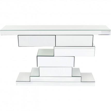 Console Brick miroir Kare Design