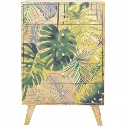 Commode haute Jungle Fever 70cm Kare Design