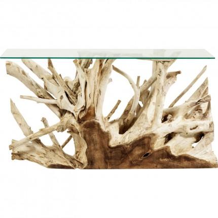 Console Roots 150x40cm Kare Design