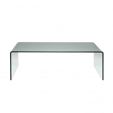Table Basse Clear Club Basic 120x40 Kare Design