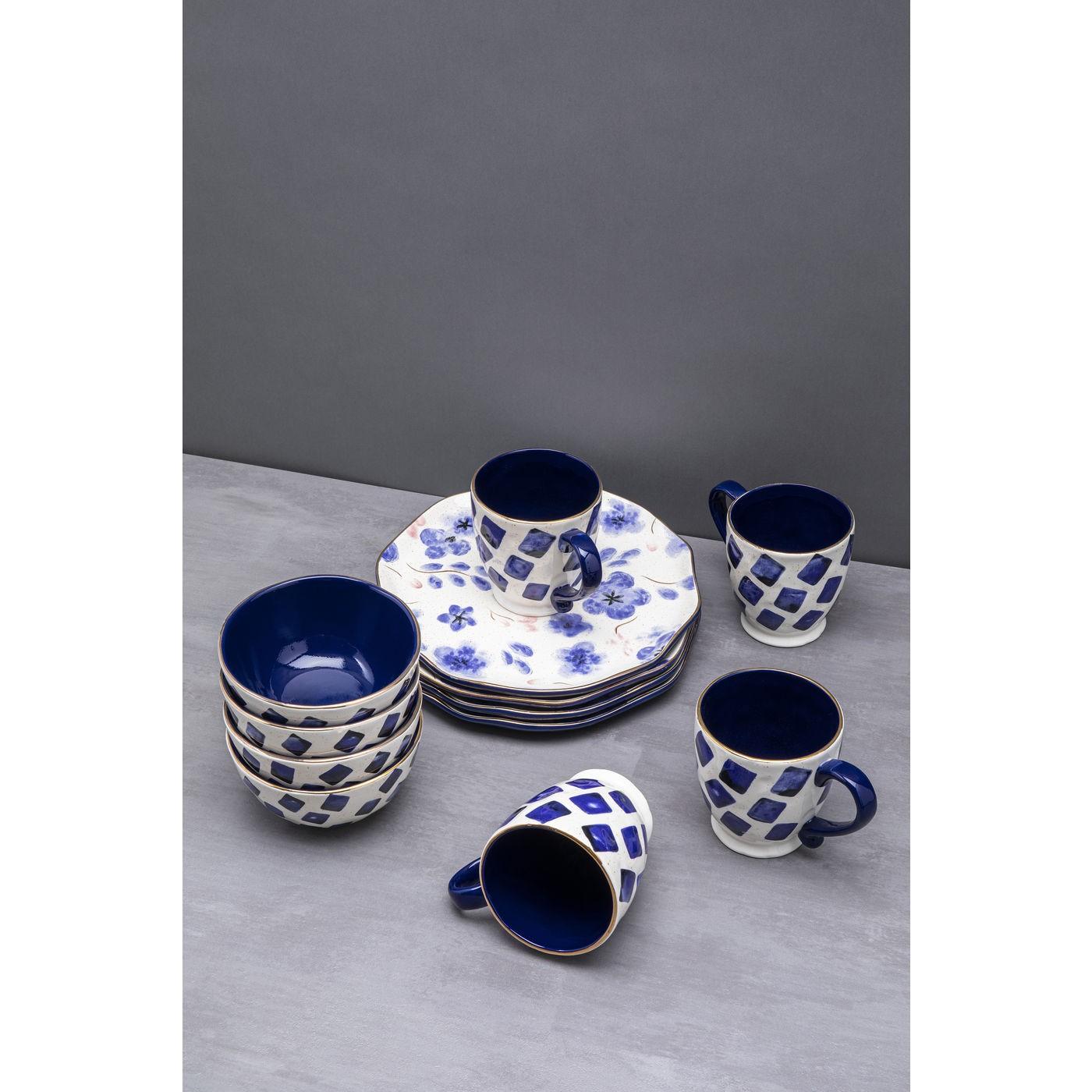 Set de petit-déjeuner Provence Kare Design