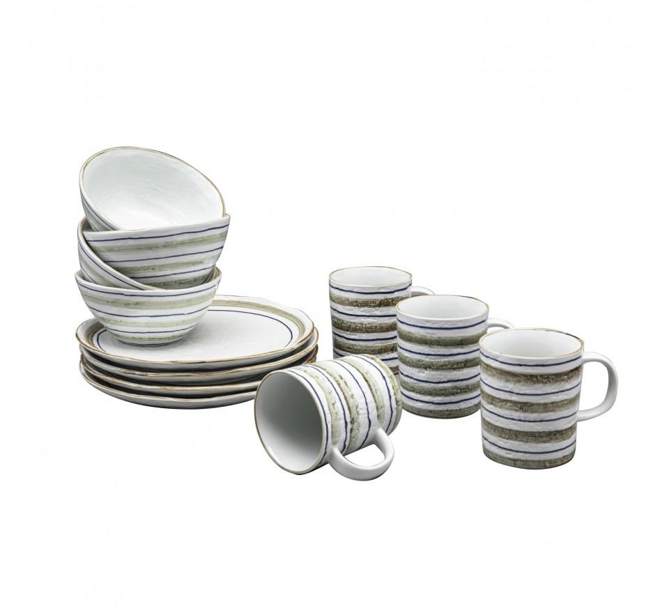 Set de petit-déjeuner Stuga Kare Design