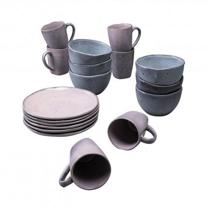 Set de petit-déjeuner Granit Kare Design