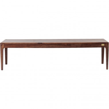 Banc Brooklyn walnut 175cm Kare Design