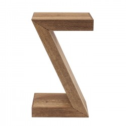 Table d'appoint Z Attento 30x20cm Kare Design