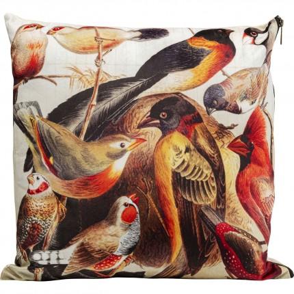 Coussin Oiseaux 45x45cm Kare Design