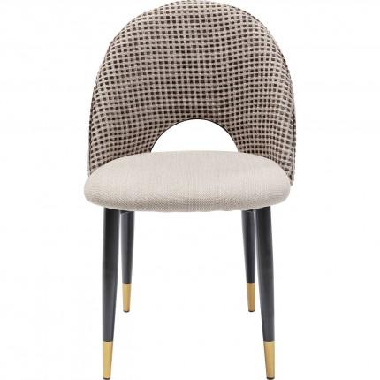 Chaise Hudson beige Kare Design