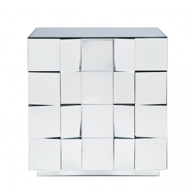 Commode Illusion 4 Tiroirs Kare Design