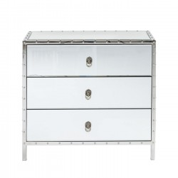 Commode Rivet 3 tiroirs Kare Design