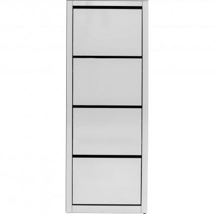 Casier à chaussures Luxury 4 tiroirs Kare Design