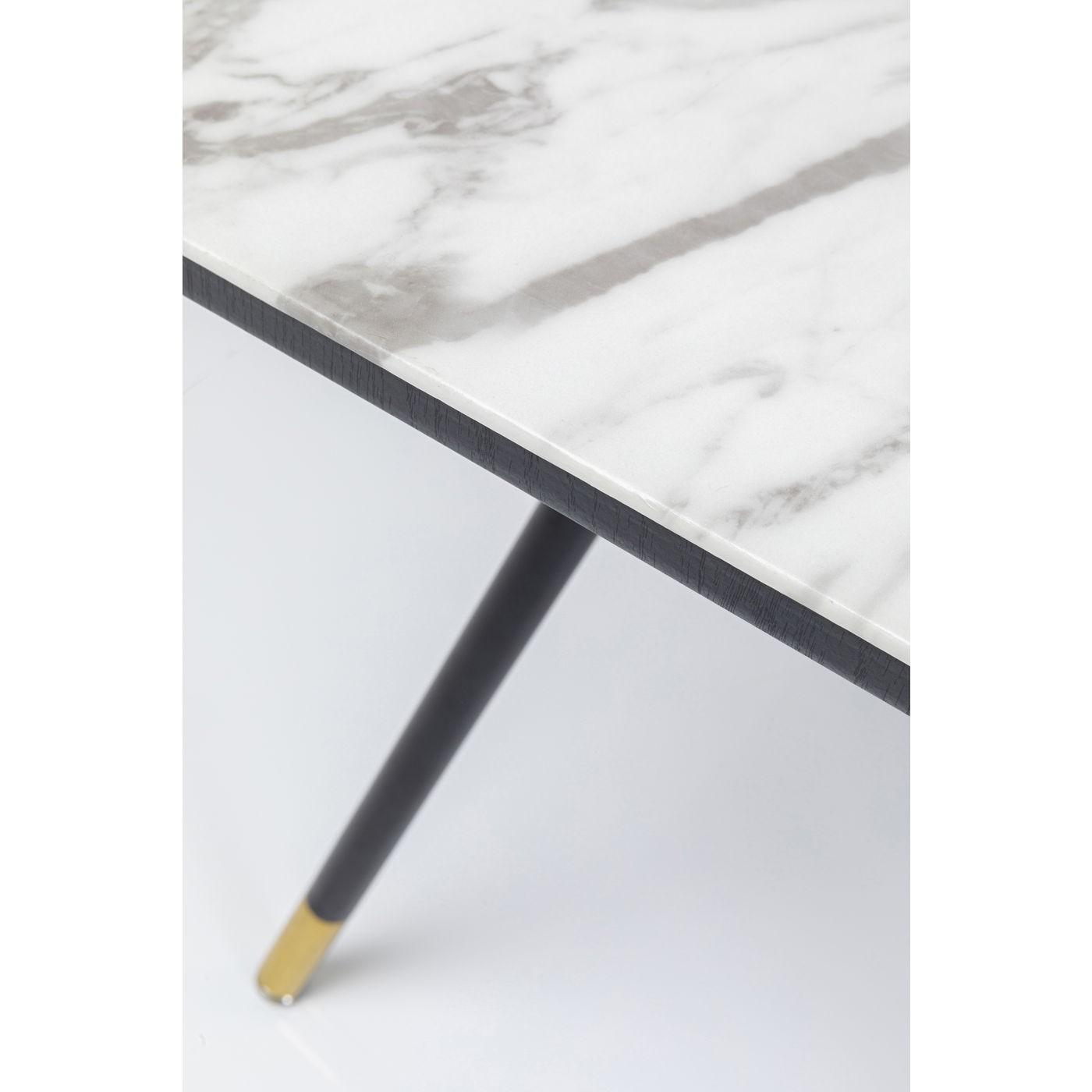 Table South Beach 180x90cm Kare Design