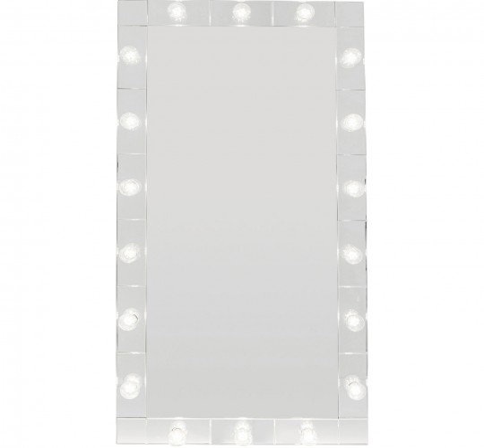 Miroir Make Up 160x80cm Kare Design