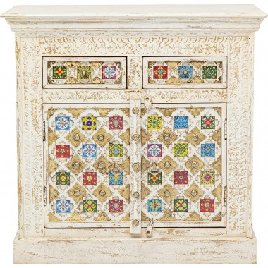 Commode Bazar 90cm Kare Design