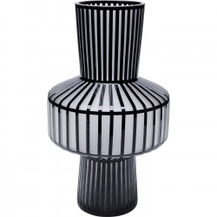 Vase Roulette Belly 42cm Kare Design