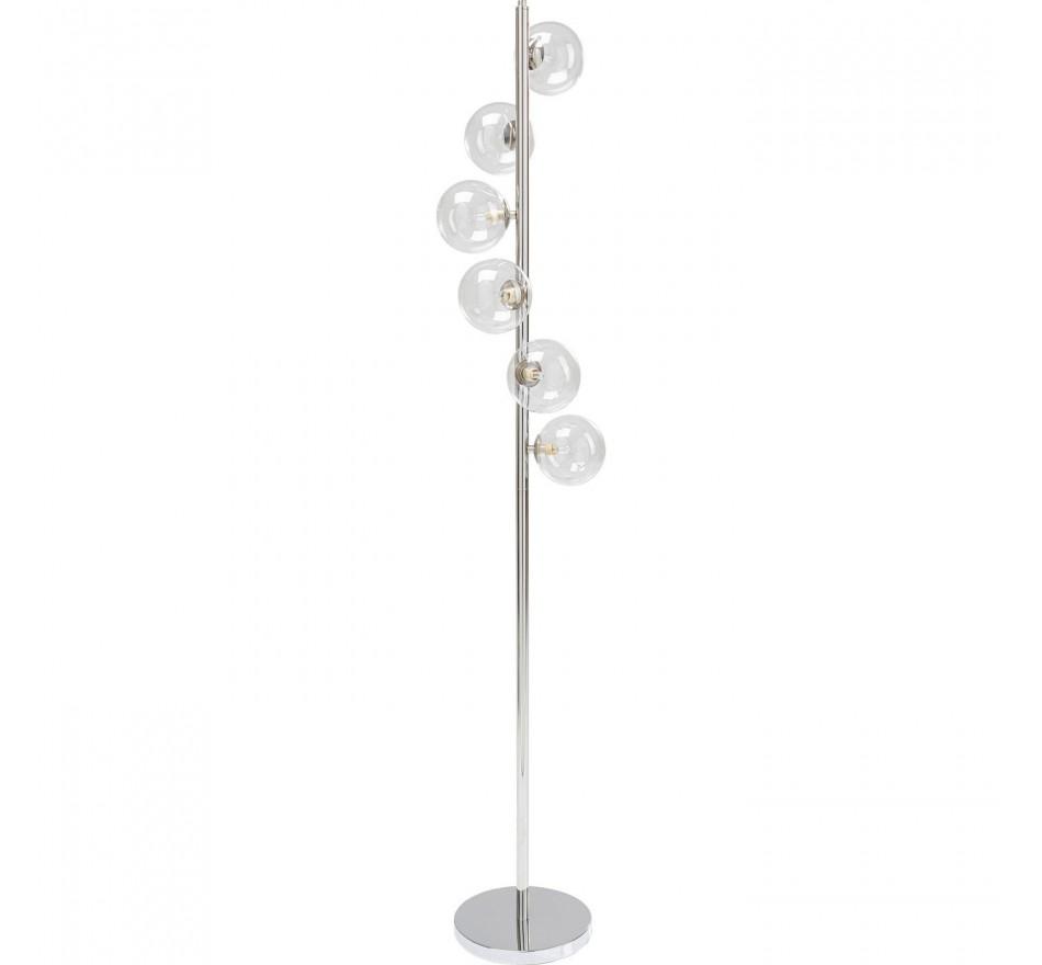 Lampadaire Scal Balls 160cm chrome Kare Design