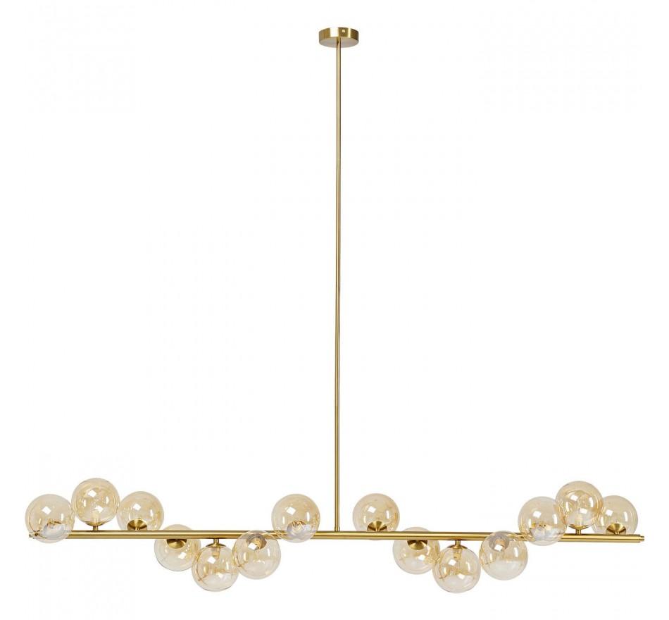 Suspension Scala Balls 150cm laiton Kare Design