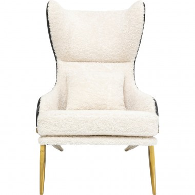 Fauteuil Million Dollar Club Kare Design