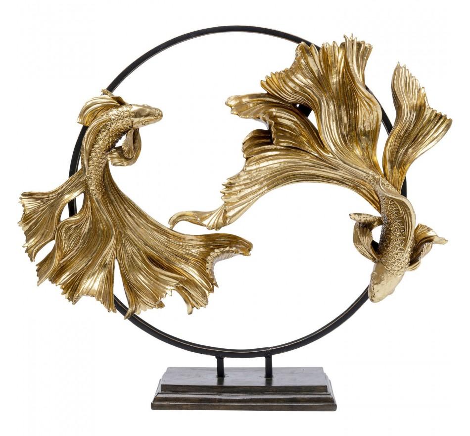 Déco poissons combattant danse Kare Design