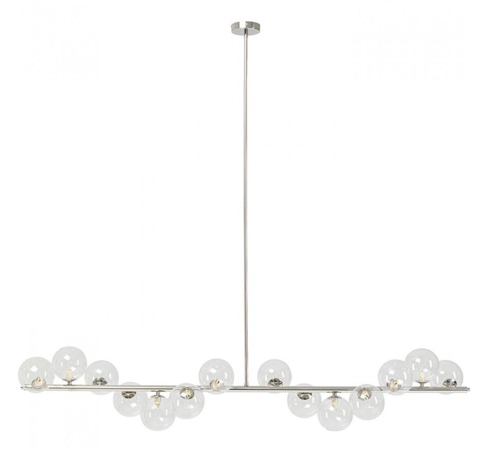 Suspension Scala Balls 150cm chrome Kare Design