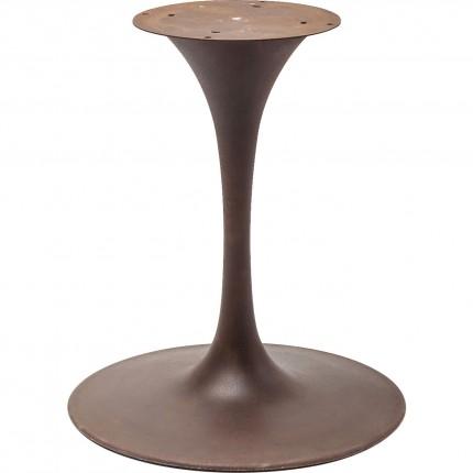 Pied de table Invitation marron Kare Design