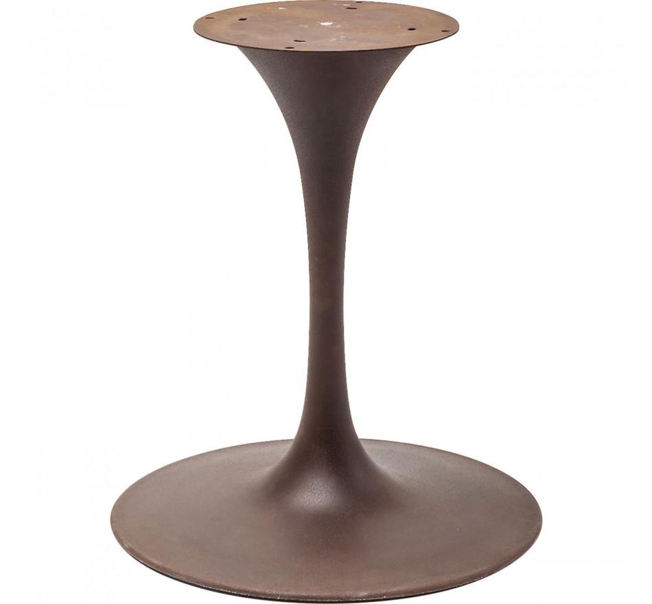 Pied de table Invitation rouille Ø60cm