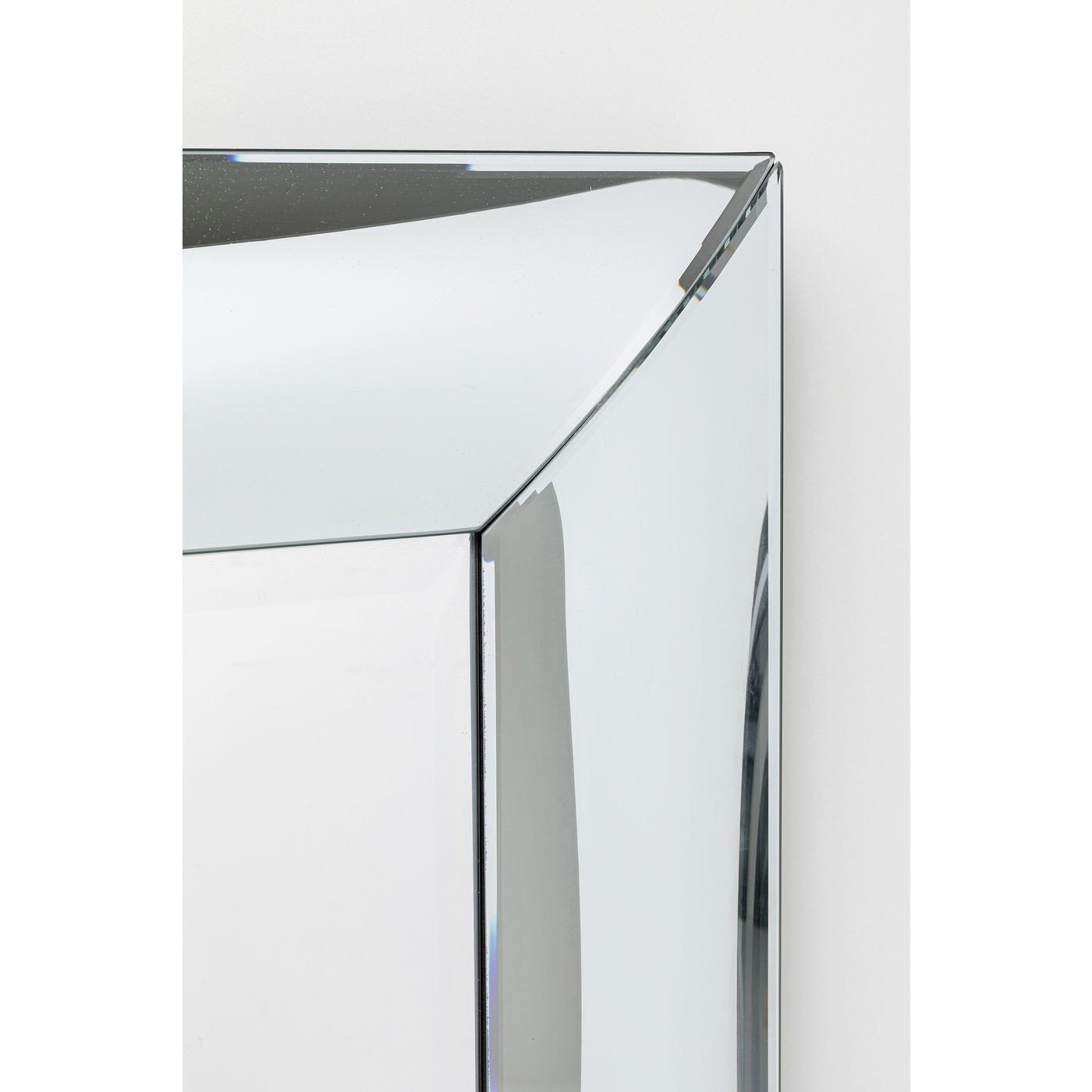 Miroir Bounce rectangulaire 120x80cm Kare Design