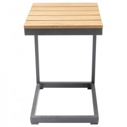 Table d'appoint Happy Day grise Kare Design