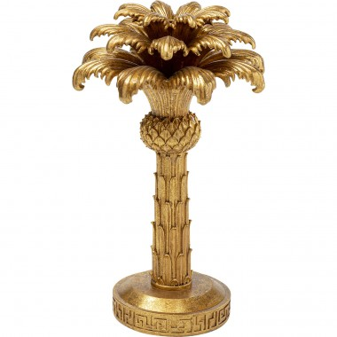 Bougeoir Palm Tree 37cm Kare Design
