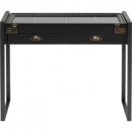 Console Collector 90x35cm noire Kare Design