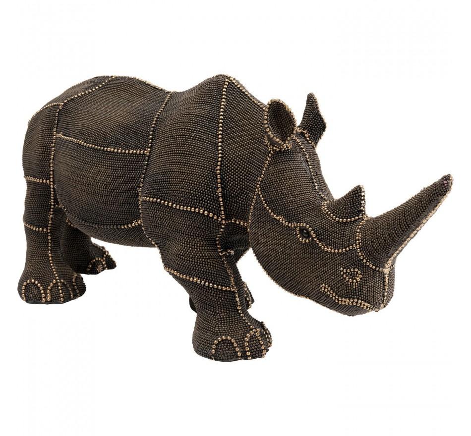 Déco Rhino Rivets 25cm Kare Design