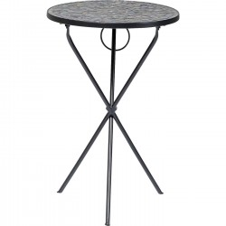Table d'appoint Clack Galaxie mosaïques 36cm Kare Design
