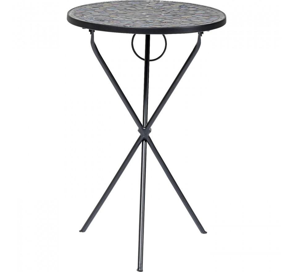 Table d'appoint Clack Galaxie mosaïques 36cm Kare Design