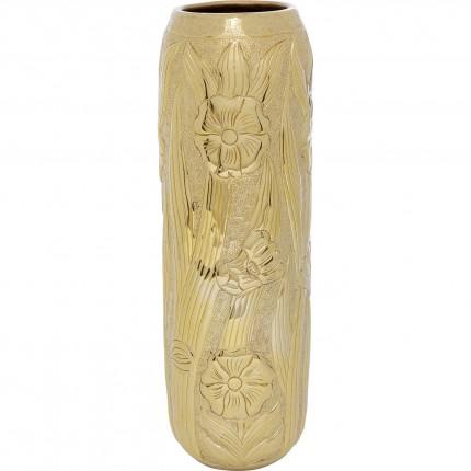 Vase Victoria doré 39cm Kare Design