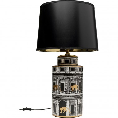 Lampe de table temple singes Kare Design