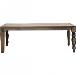 Table Duld Range 220x100 cm Kare Design