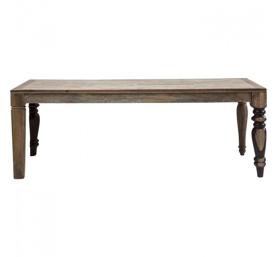 Table Duld Range 220x100 cm Kare Design