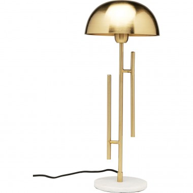 Lampe de table Solo laiton Kare Design
