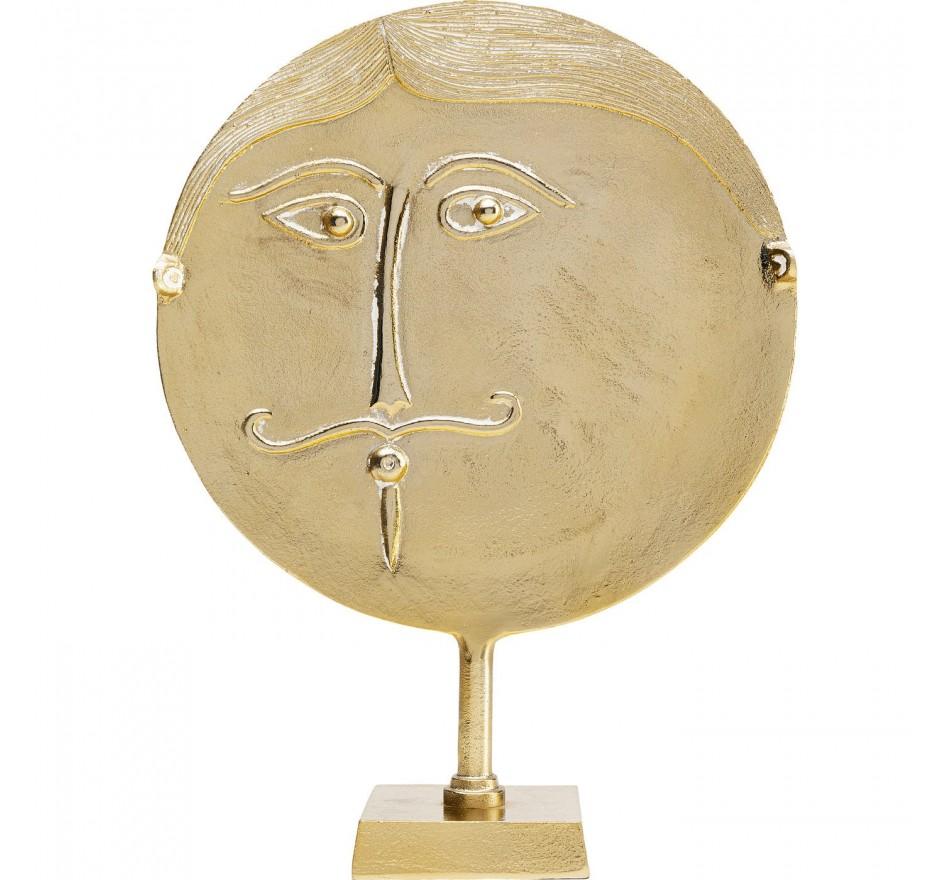 Déco Lune dorée Kare Design