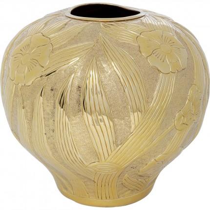 Vase Victoria Belly doré 34cm Kare Design