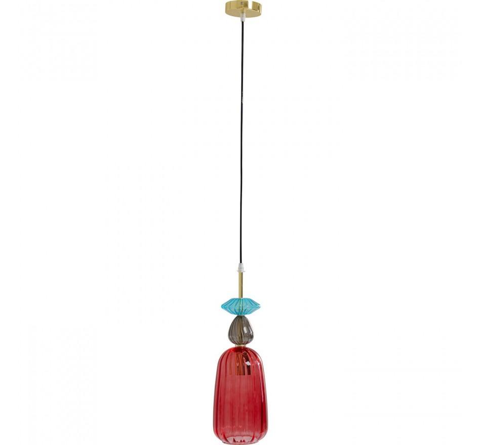 Suspension Goblet Colore Uno rouge Kare Design
