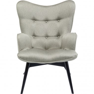 Fauteuil Vicky Loco vert Kare Design