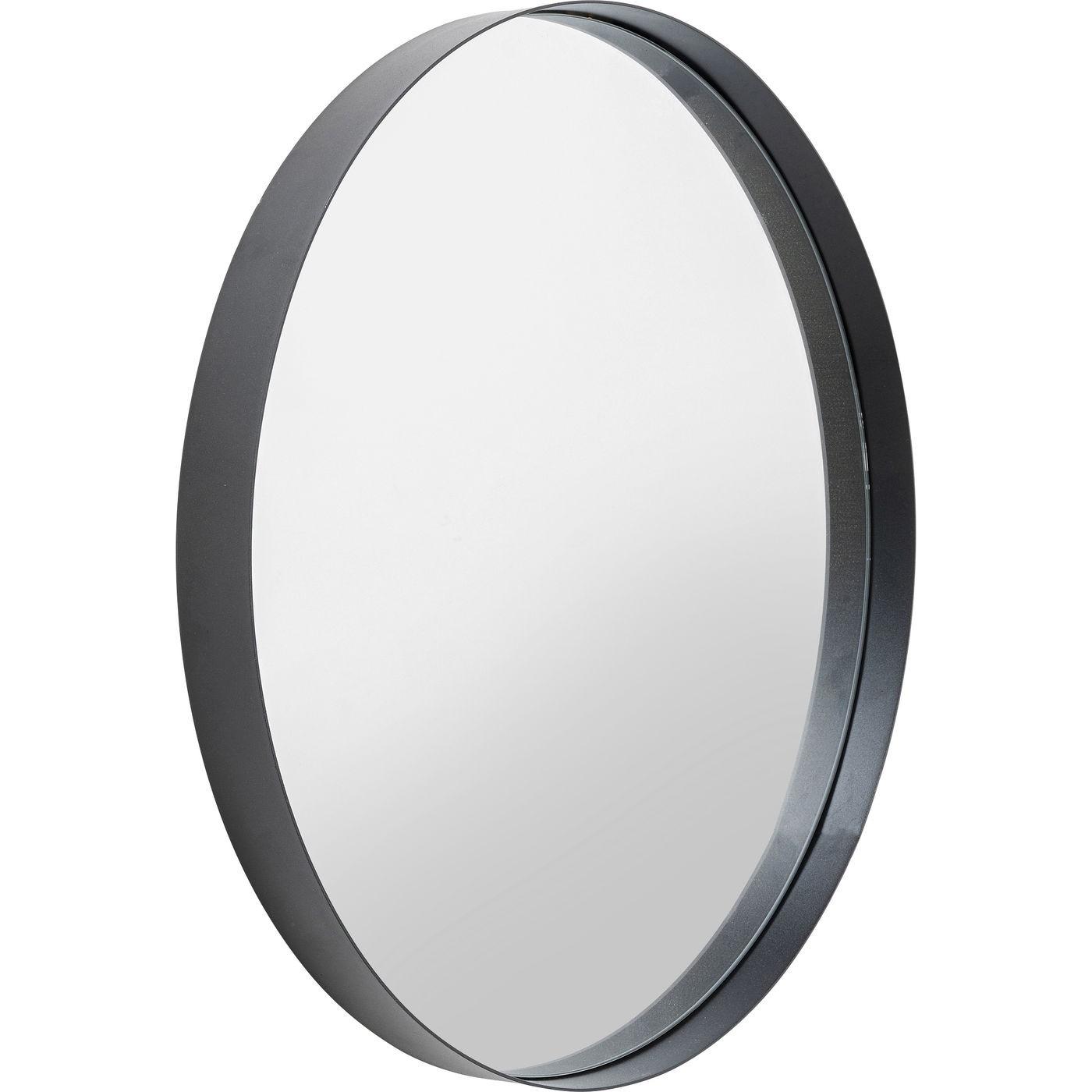 Miroir Ombra Soft rond 60cm Kare Design