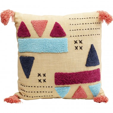 Coussin Nomad Triangle 45x45cm Kare Design