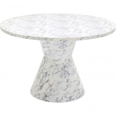 Table Marble Art 120cm Kare Design