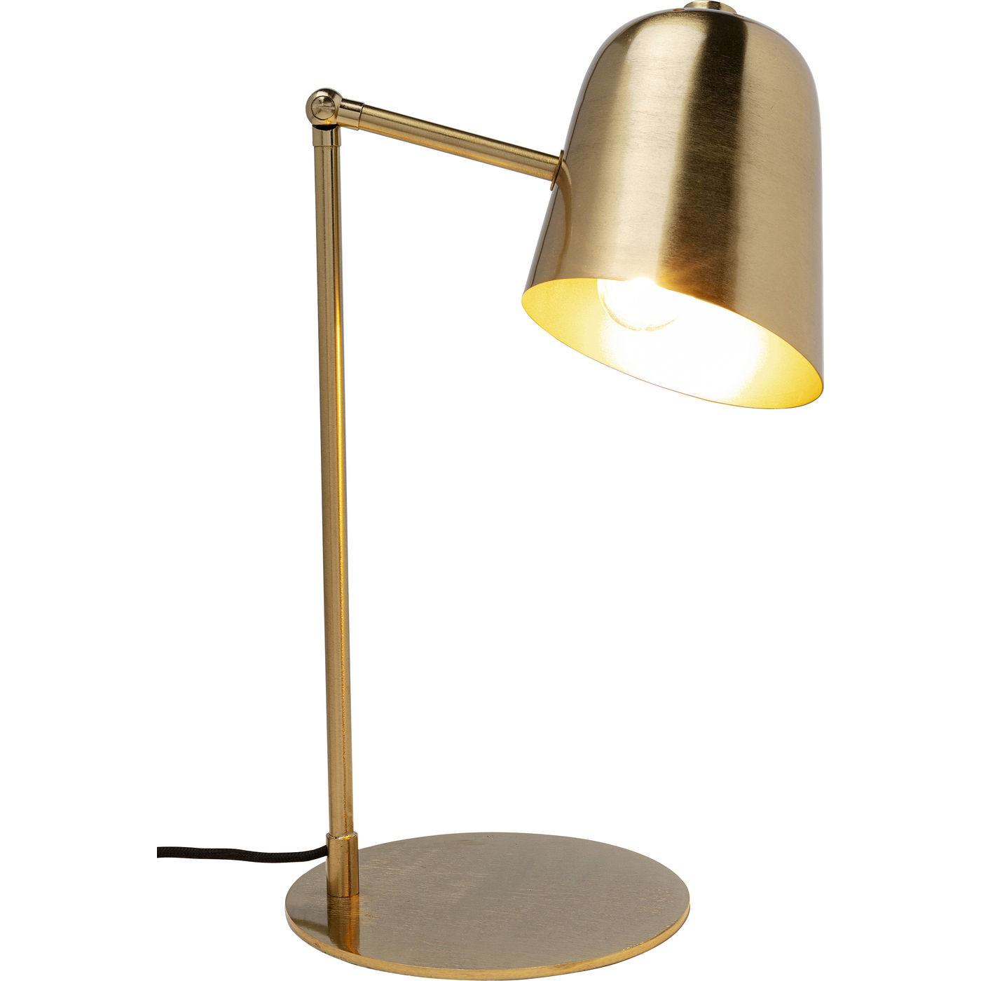 Lampe de table Theater dorée Kare Design