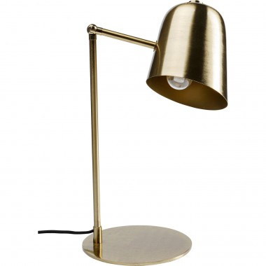 Lampe de table Theater dorée Kare Design