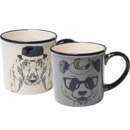 Mug panda Kare Design