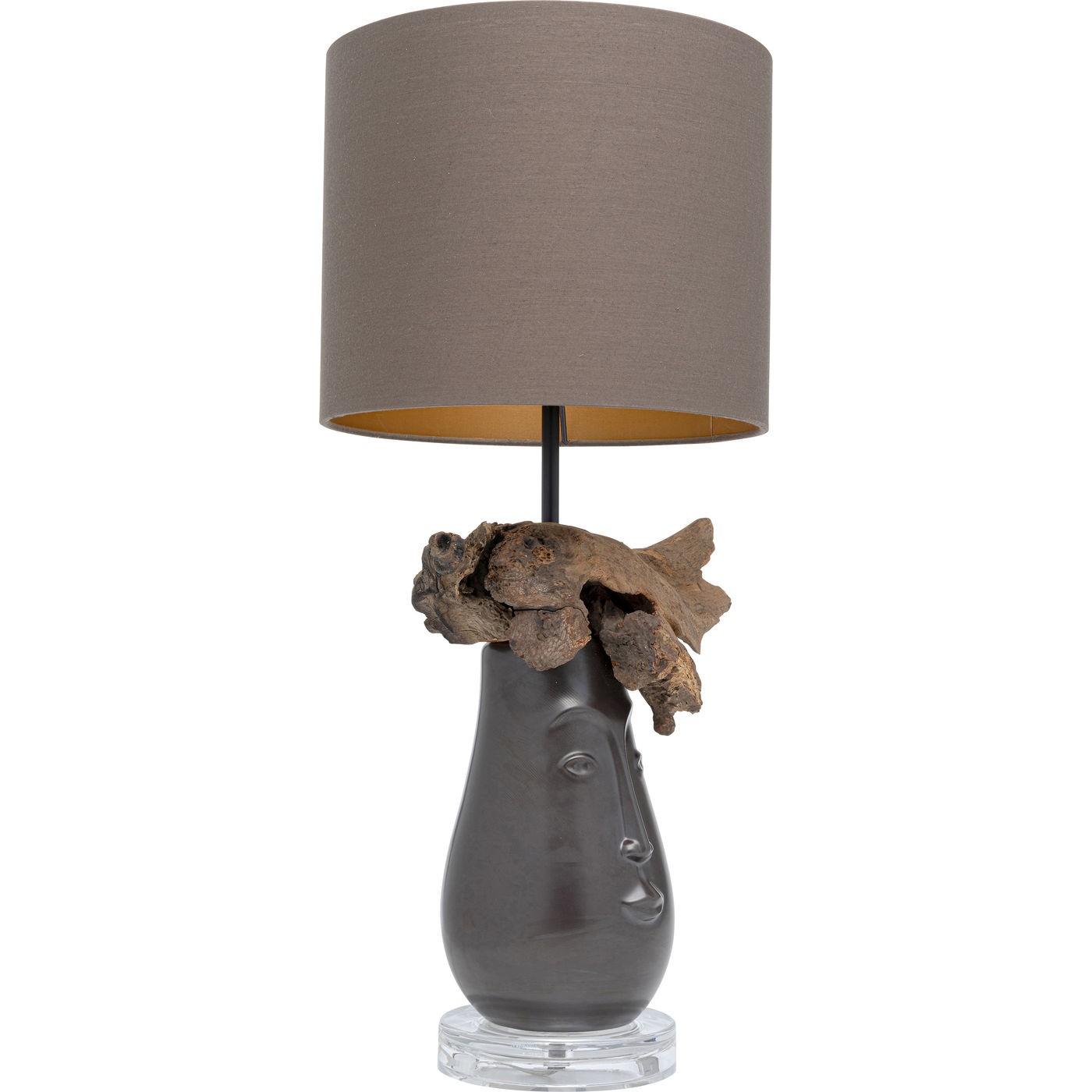 Lampe de table Nature Face Kare Design